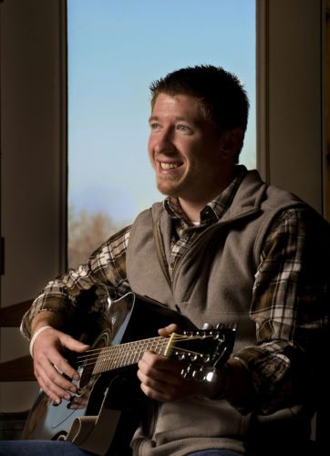 Ryan Jewel, a country music singer and song writer, is a graduate of Skyline High School and  Clemson University. Rich Cooley/Daily